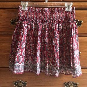 American Eagle midi skirt — size S
